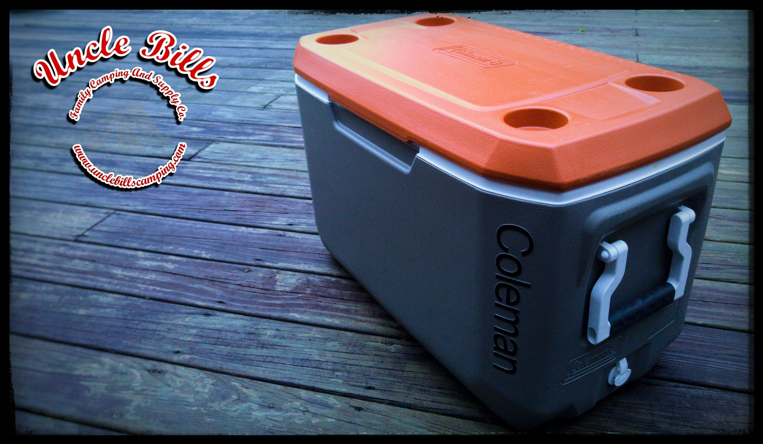 COLEMAN FIVE DAY COOLER